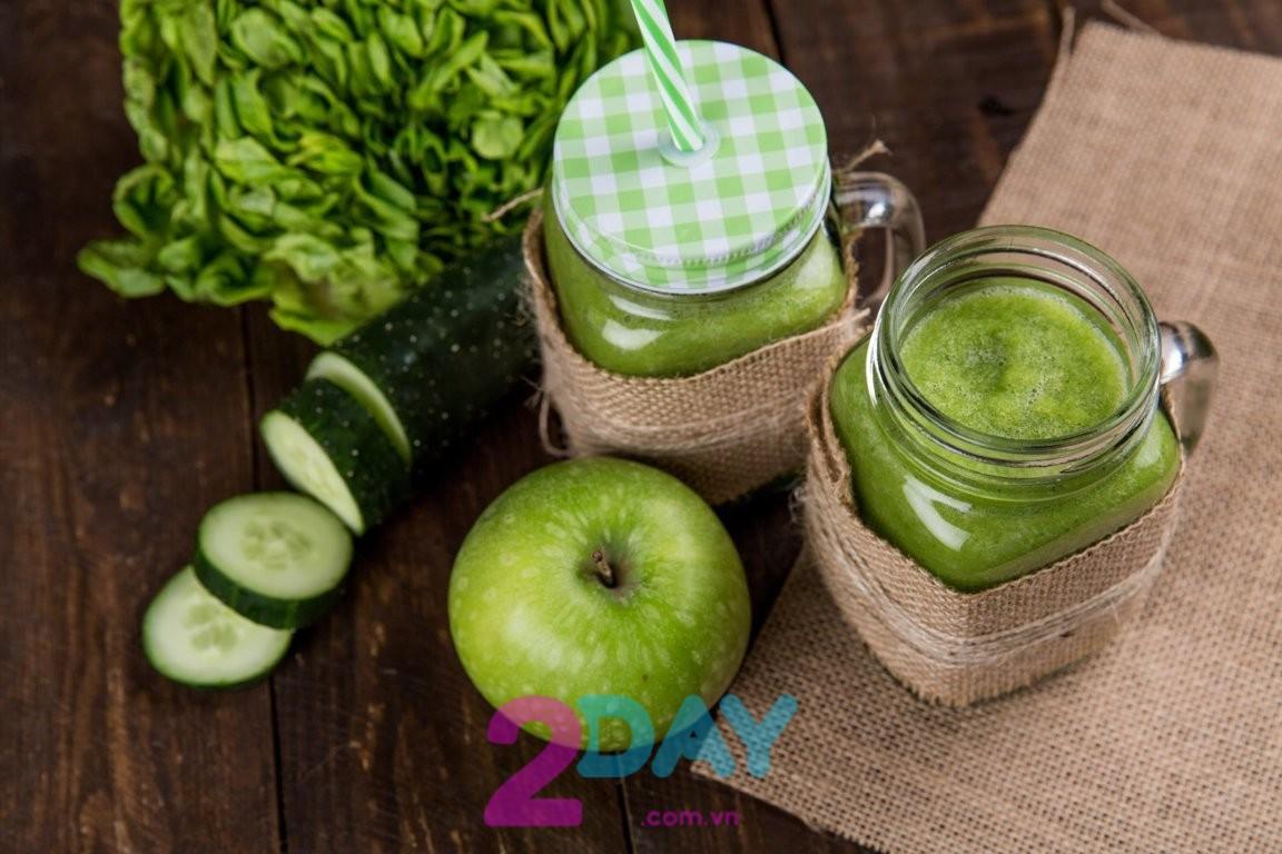 giảm cân bằng trái cây trong 7 ngày