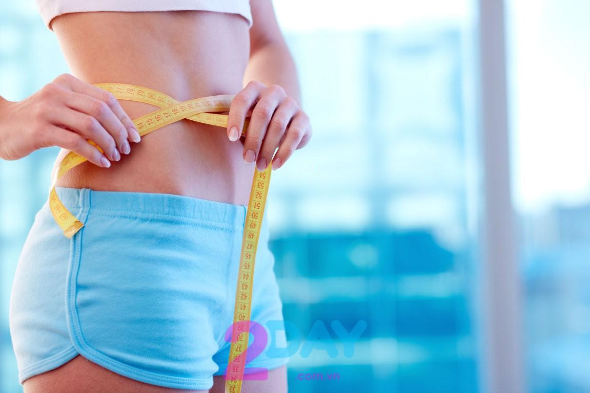 giảm mỡ bụng bằng gừng