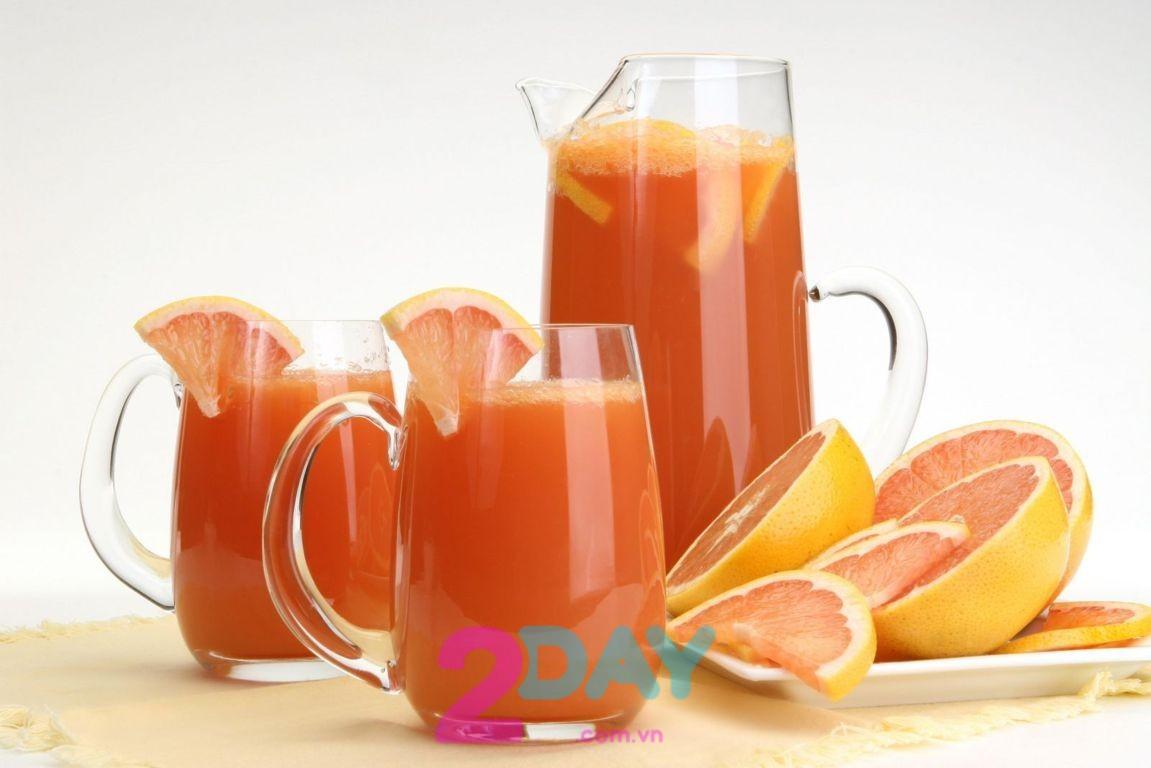 Uống gì để giảm mỡ bụng