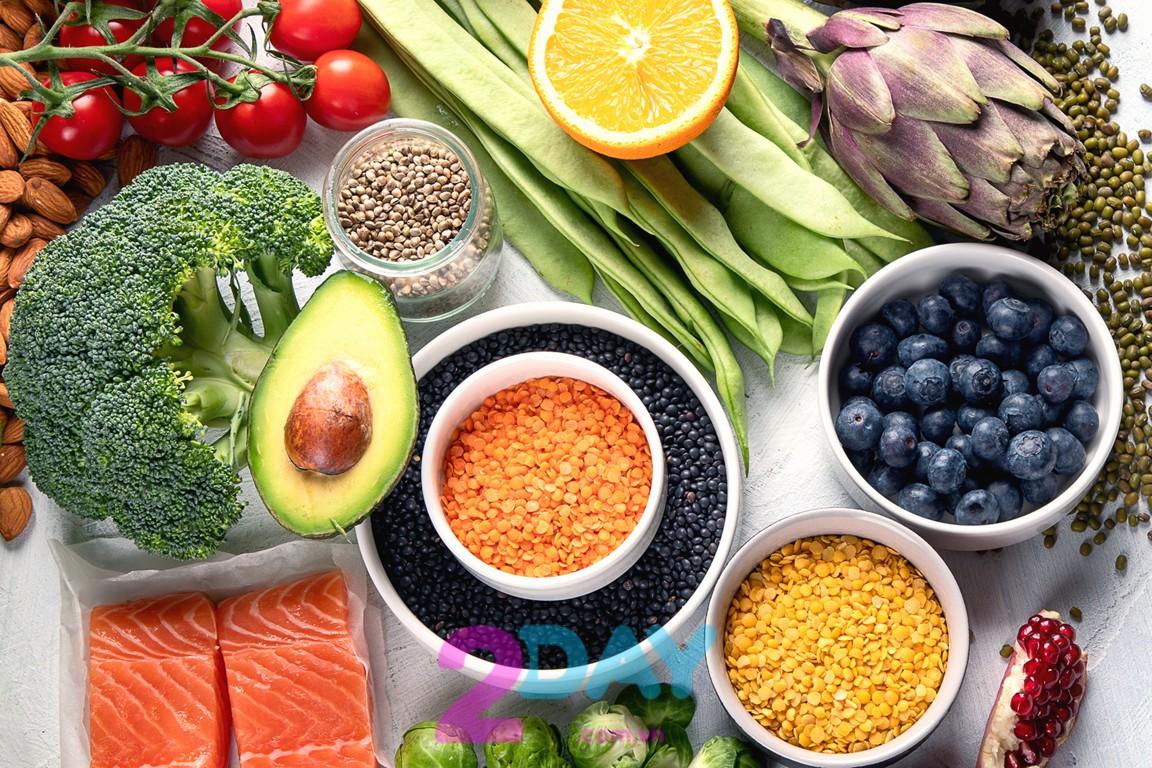 thực phẩm giàu chất xơ giảm cân