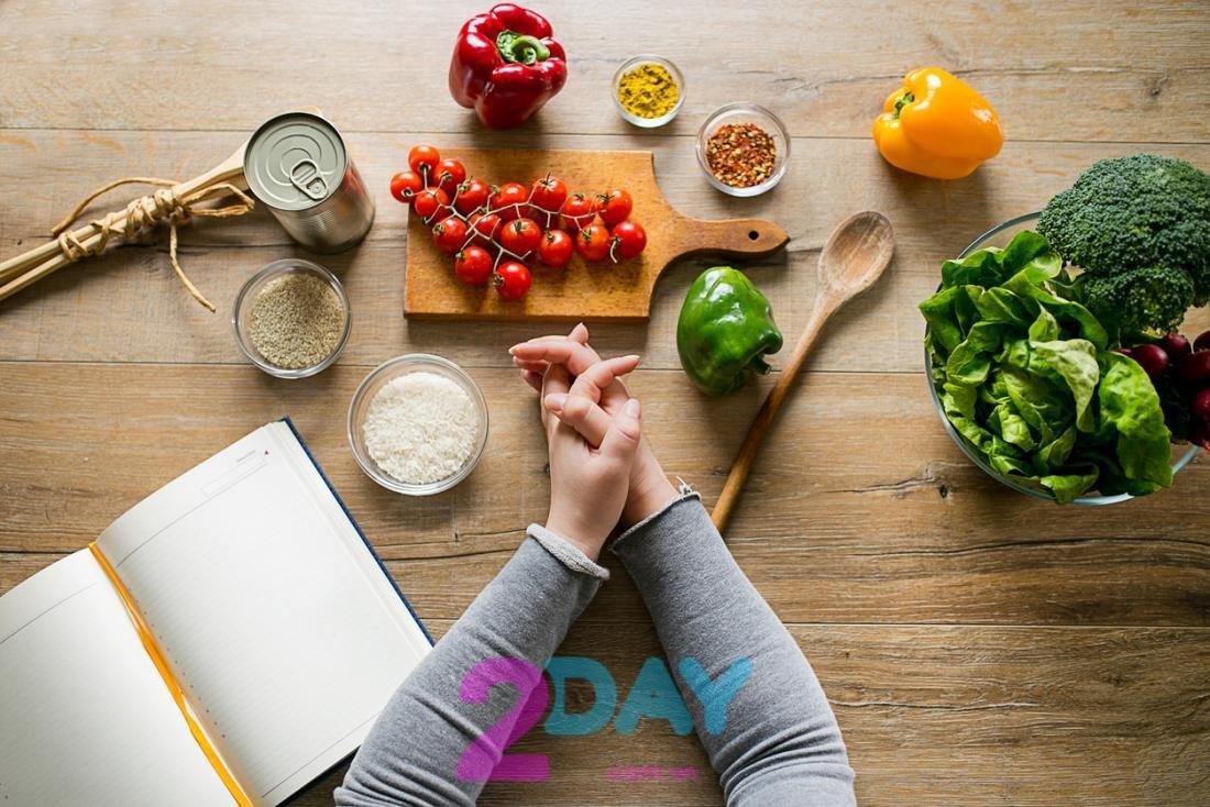 những thực phẩm giúp giảm cân