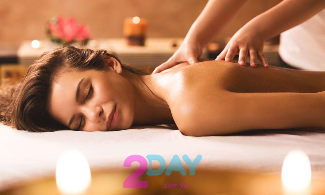 xông hơi massage thư giãn