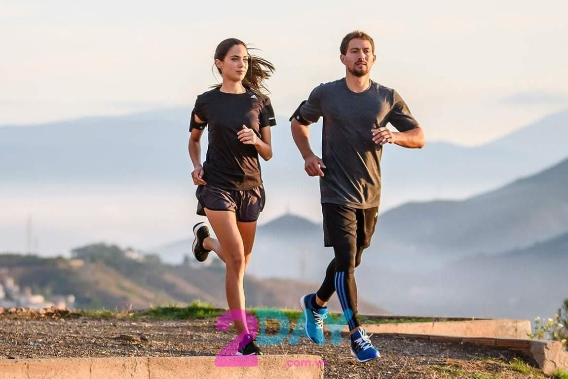 chạy bộ có giảm cân được không