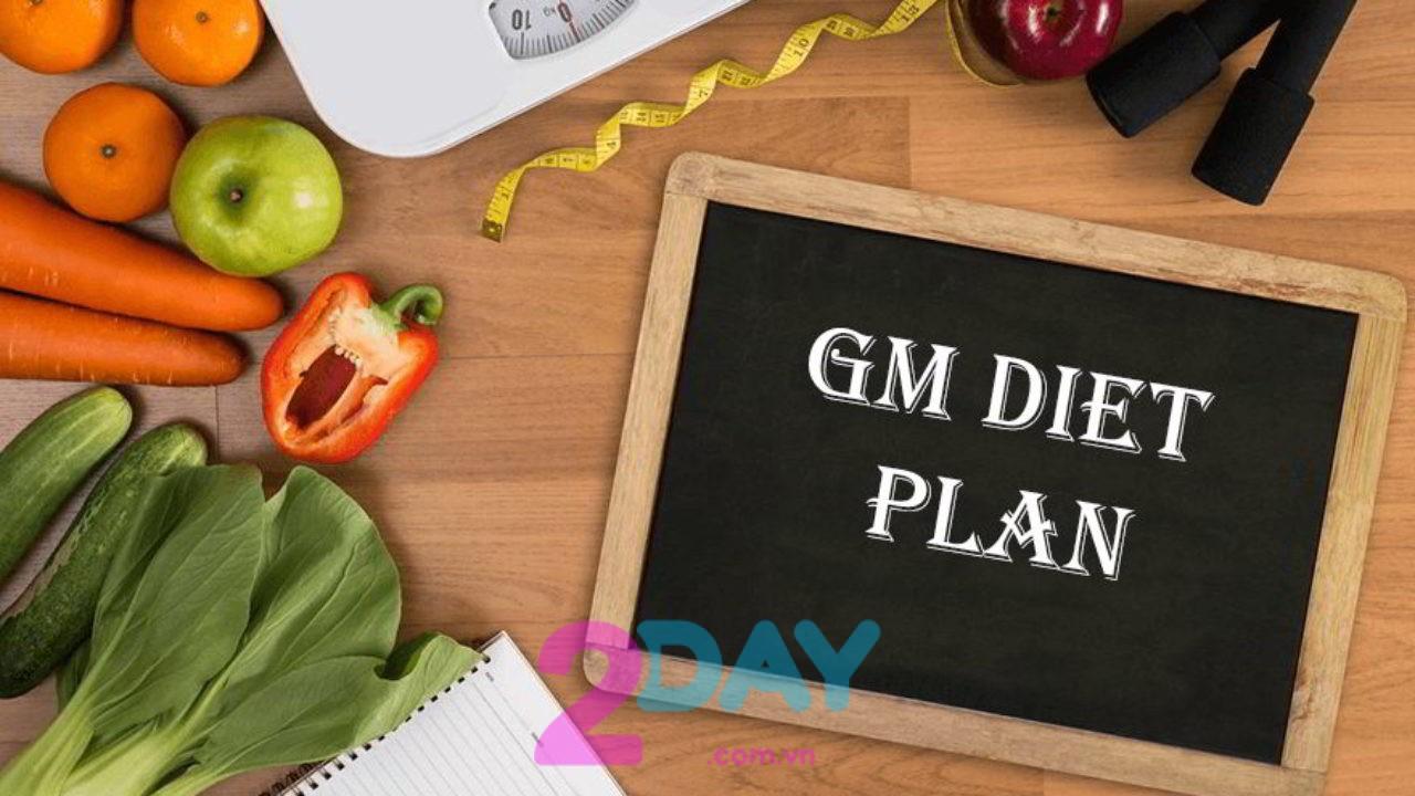 giảm cân GM hiệu quả