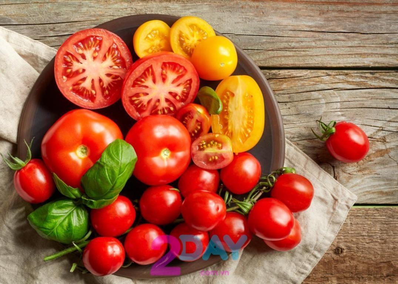 giảm cân nhanh từ cà chua