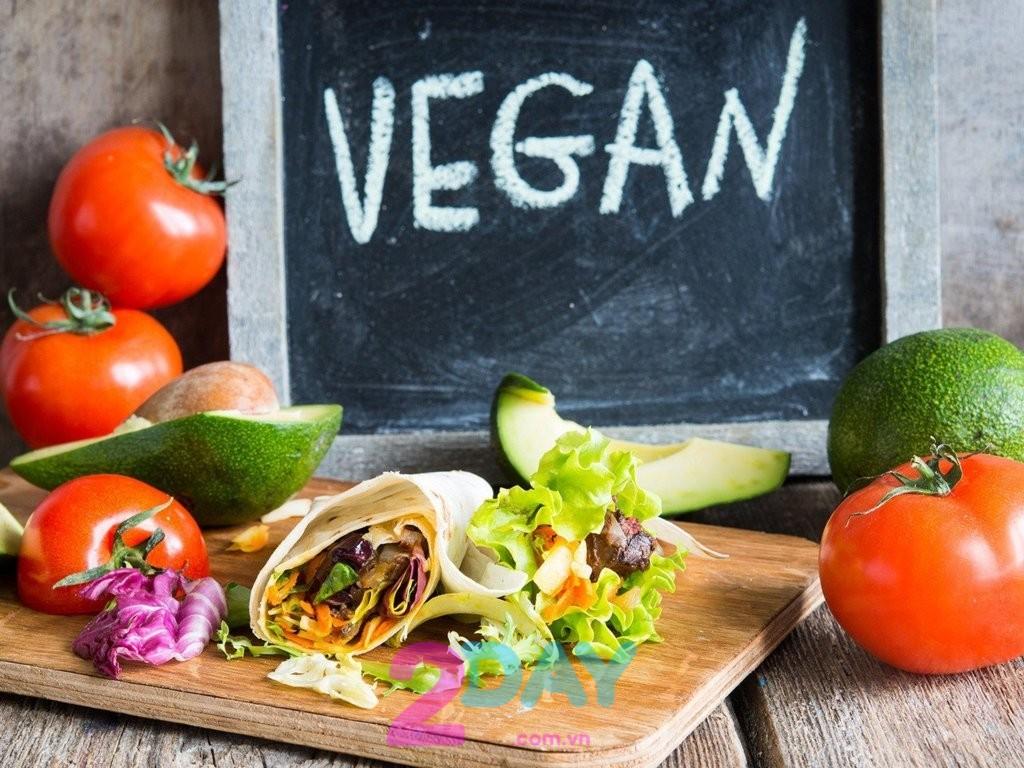 ăn chay giúp giảm cân nhanh