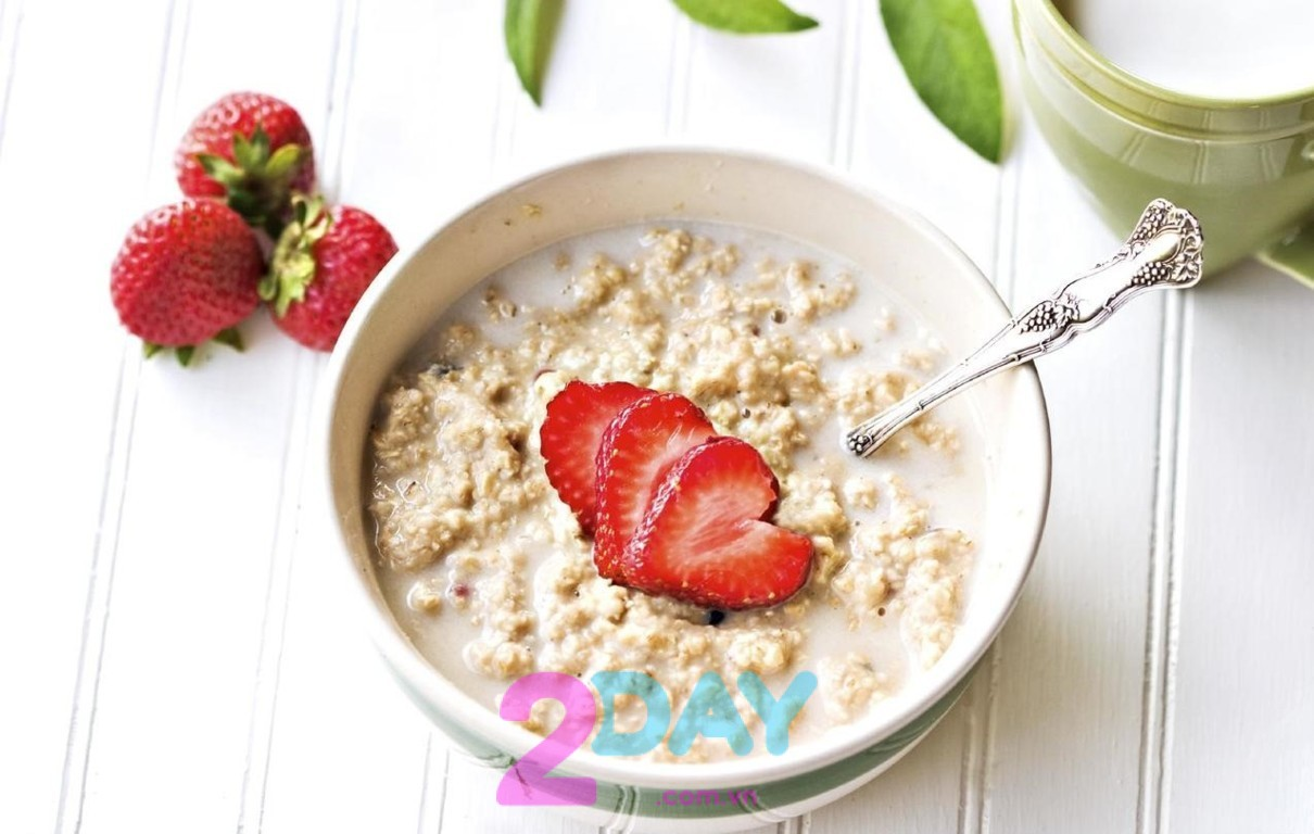 bữa sáng dành cho người giảm cân