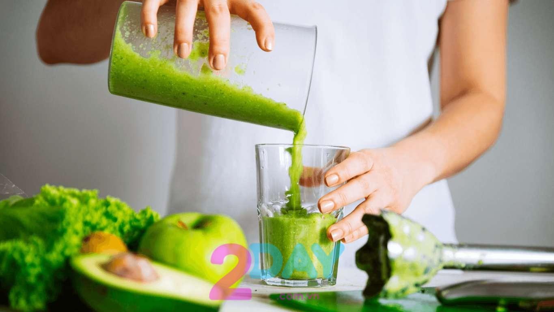 các loại sinh tố giúp giảm cân