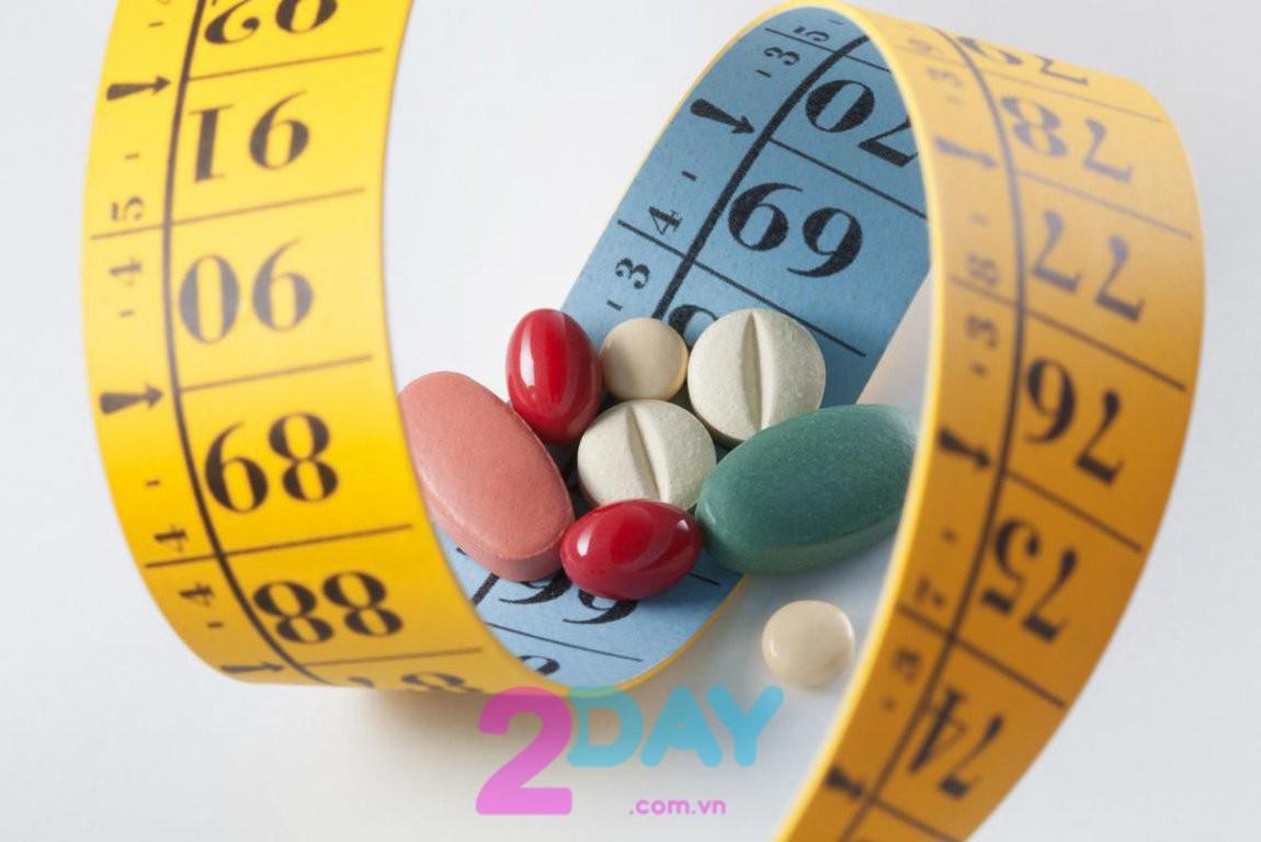 uống thuốc giảm cân có tác hại gì không