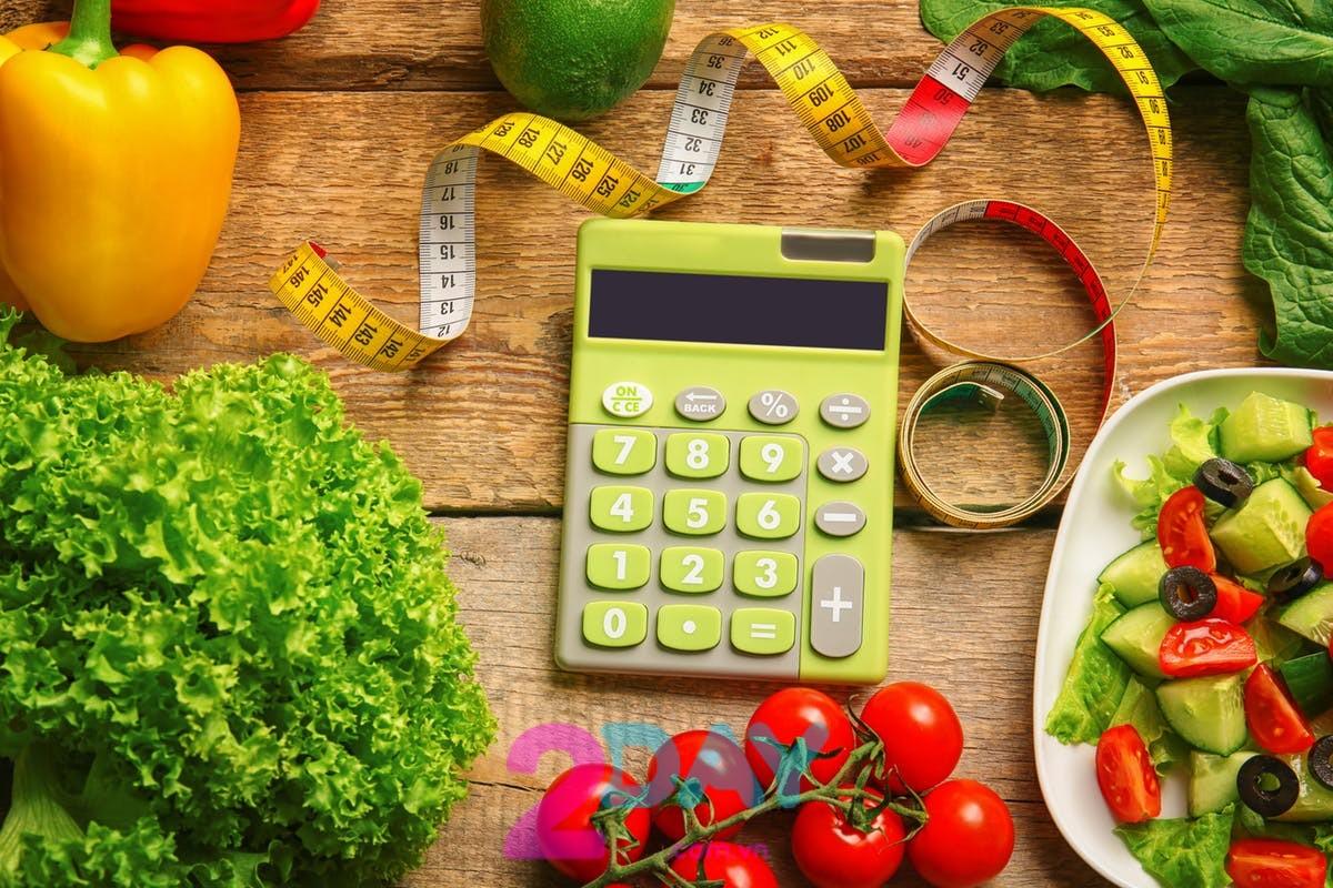 Cách tính calo cần để giảm cân