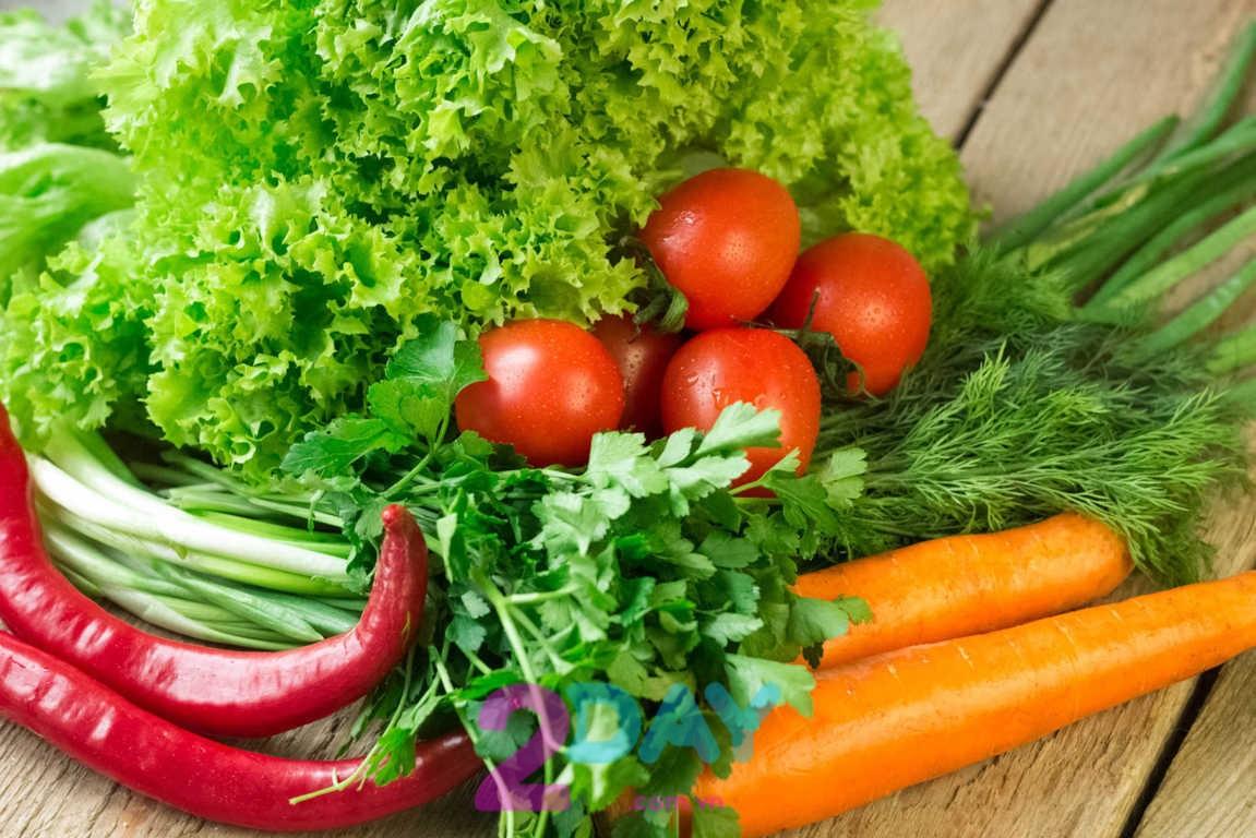 Ăn rau gì để giảm cân nhanh nhất