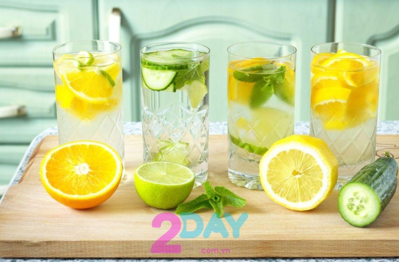 Giảm cân hiệu quả với nước chanh