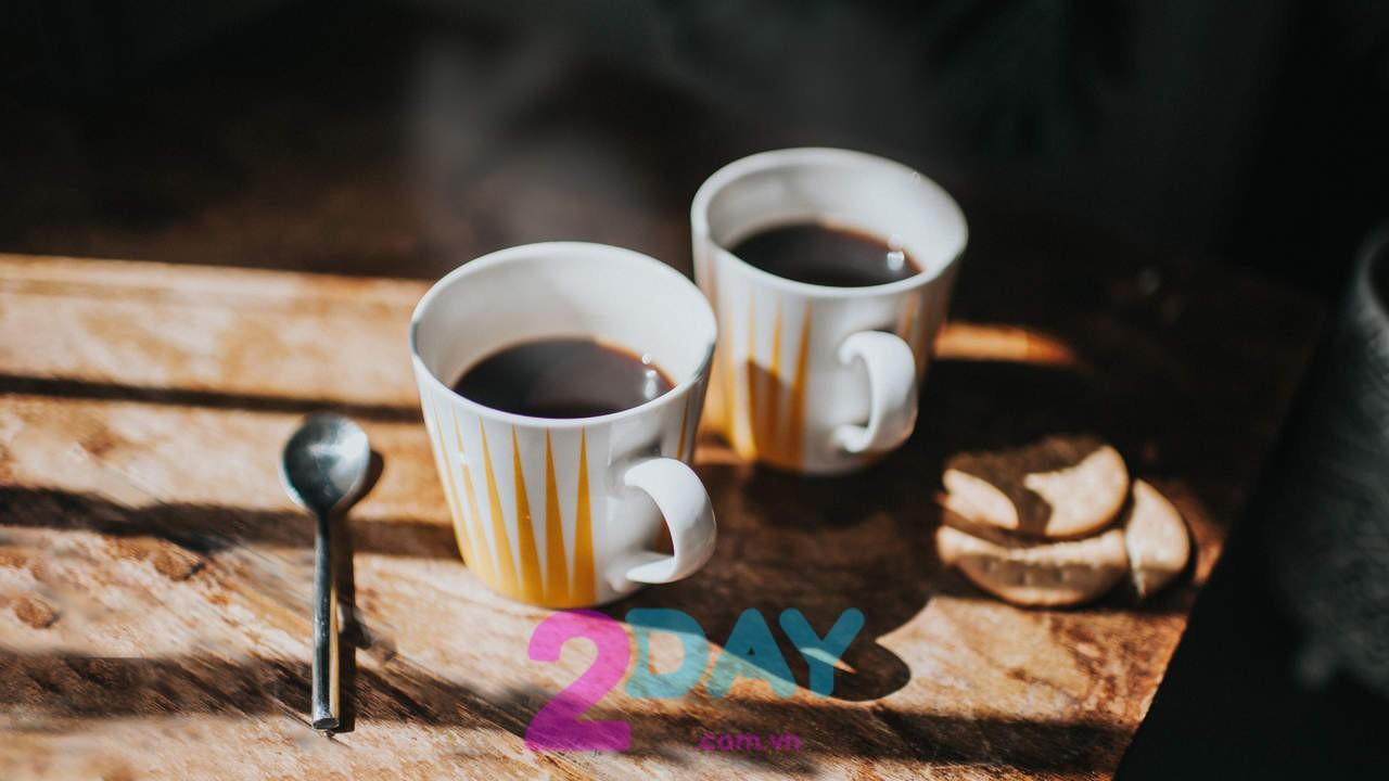 Uống cà phê có giúp giảm cân