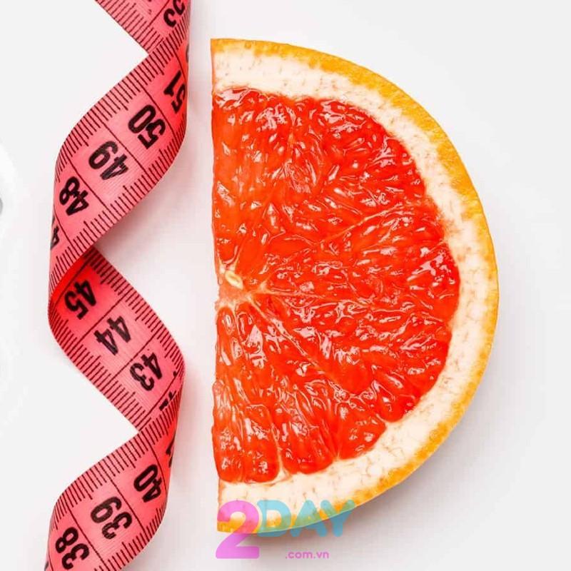 giảm cân bằng bưởi trong 1 tuần