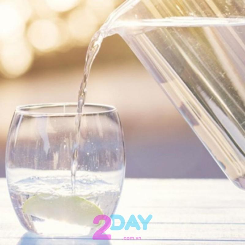 giảm cân từ nước lọc